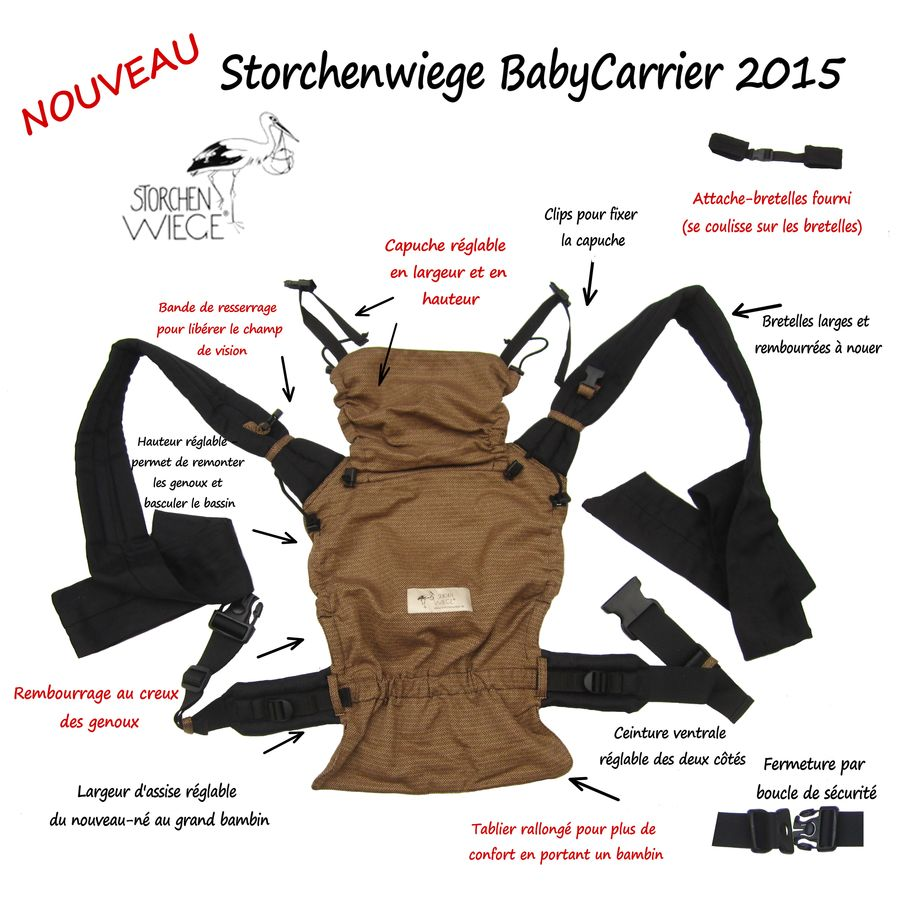 Nouveautes babycarrier 2015
