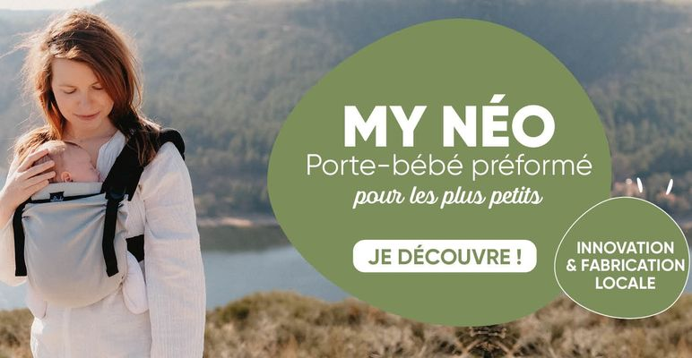 Porte bébé My Neo de Néobulle