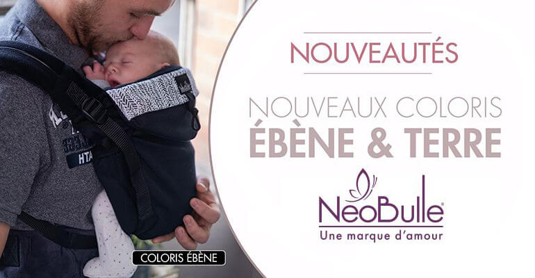 Porte bébé Neo de Néobulle