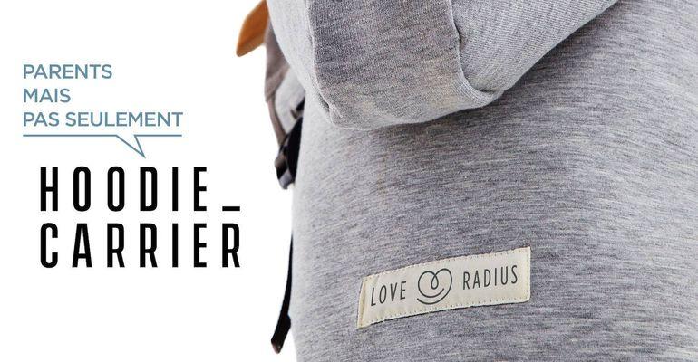 Love Radius Hoodie Carrier